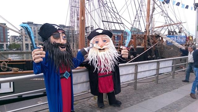 pirate theme entertainers, Pirate theme, Maritime theme entertainers, Entertainers Ireland
