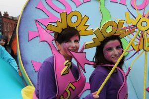 bespoke entertainers Ireland, wow costumes