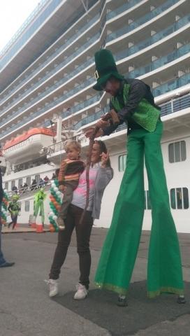 Celtic themed entertainers, irish entertainment