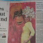 Animal themed entertainment, Street entertainers Ireland