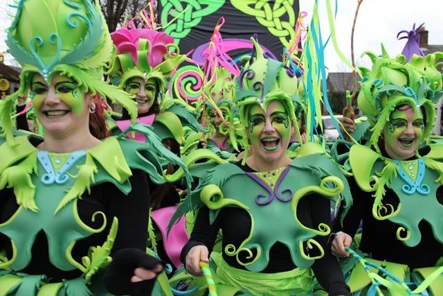 Celtic themed entertainment, fairy fun, street entertainers Ireland